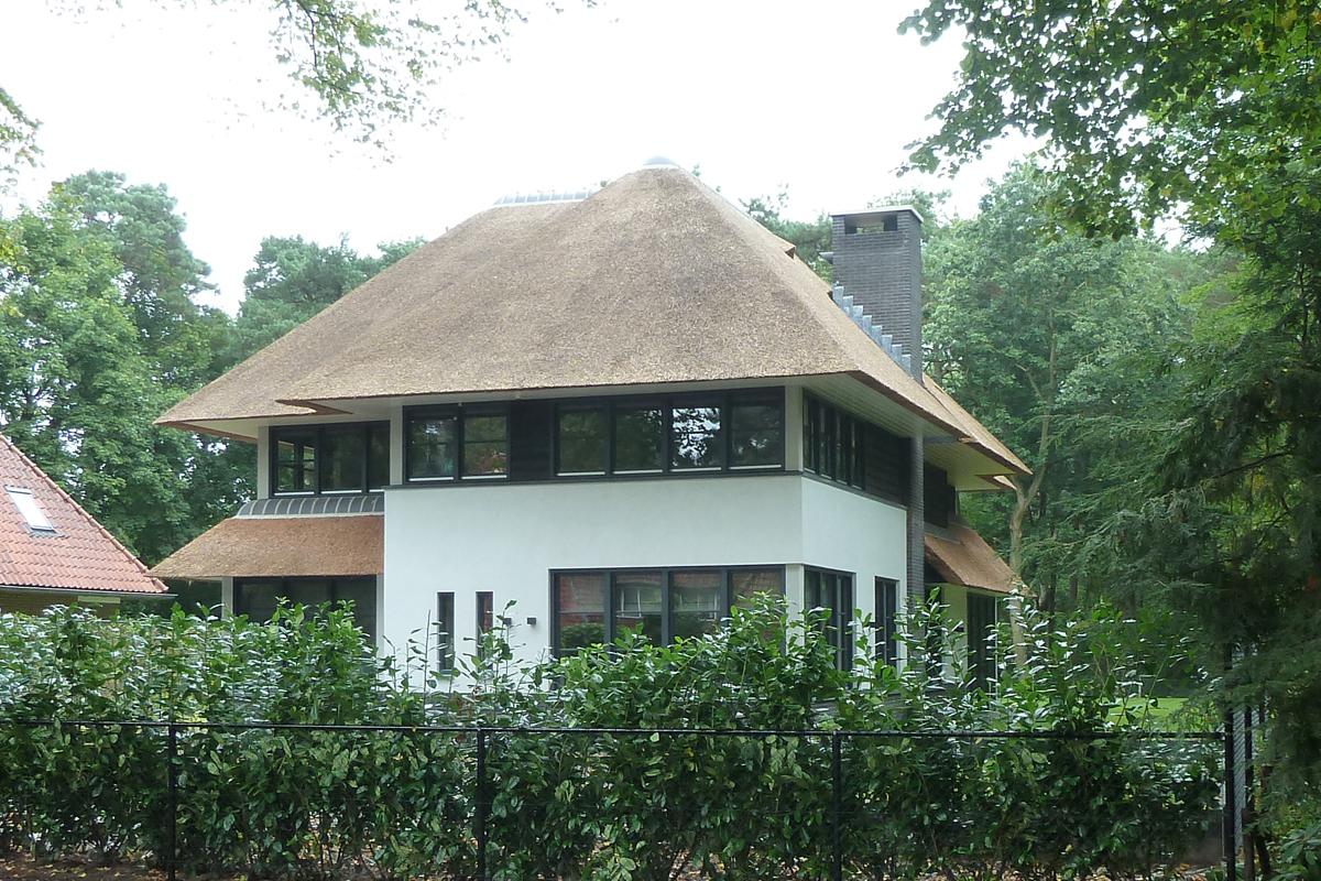 bk metselwerken woningbouw bilthoven